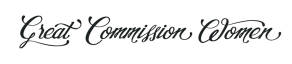 GLD Great Commission Women Logo