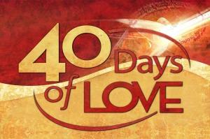 40daysoflove