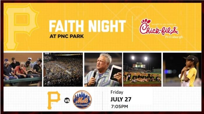 calendar faith night